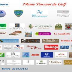 Sponsors & partenaires de l'édition 2015